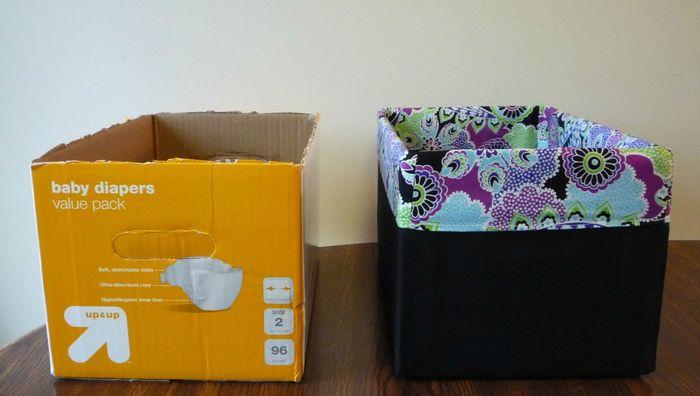 Красивые коробки для хранения 43