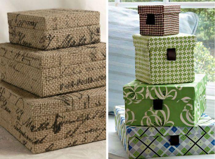 Стильные коробочки, которые украсят любой интерьер