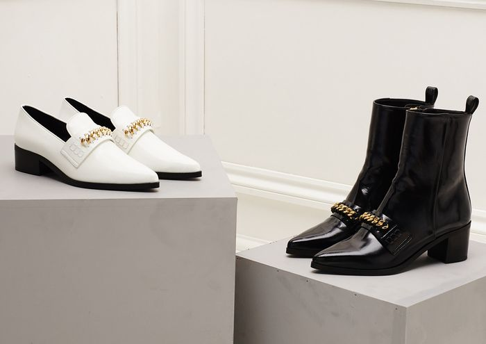 Стильная обувь от Stella McCartney