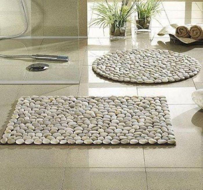 Дизайн ковриков в ванную