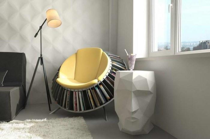 Мебель для тех, кто любит читать