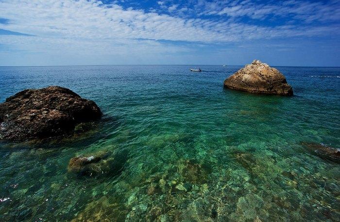 Море Балаклавы