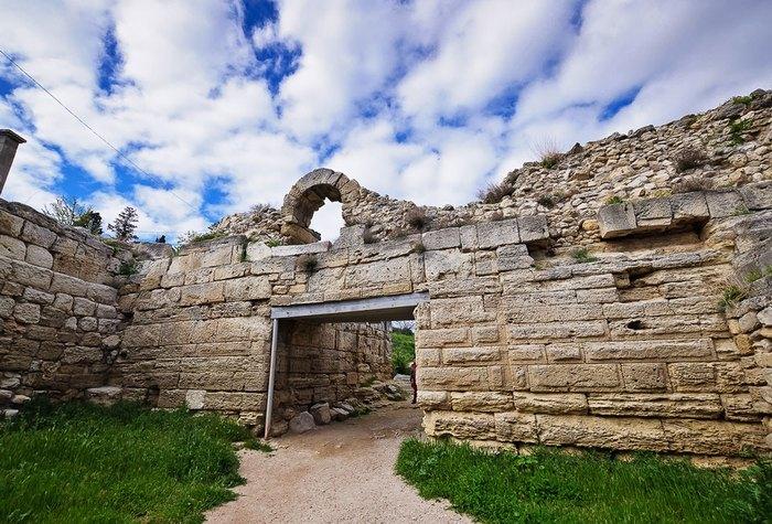 Поселения древних греков