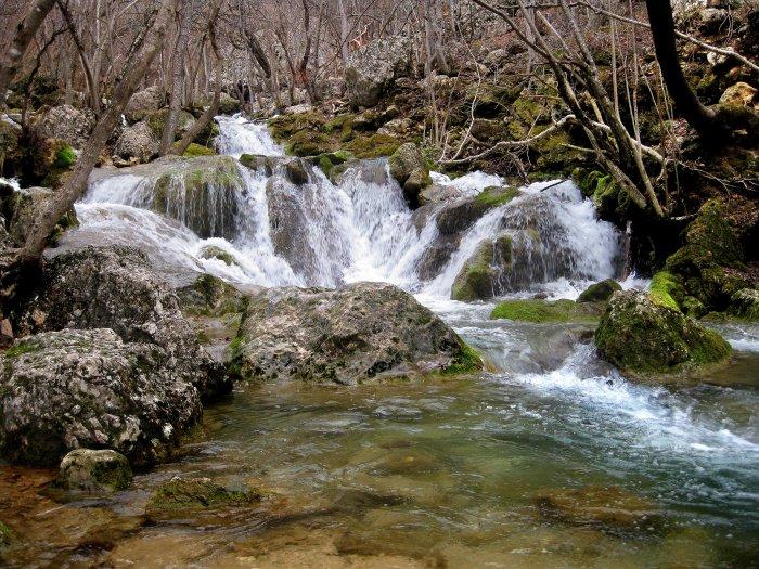 Река Кизилкобинка