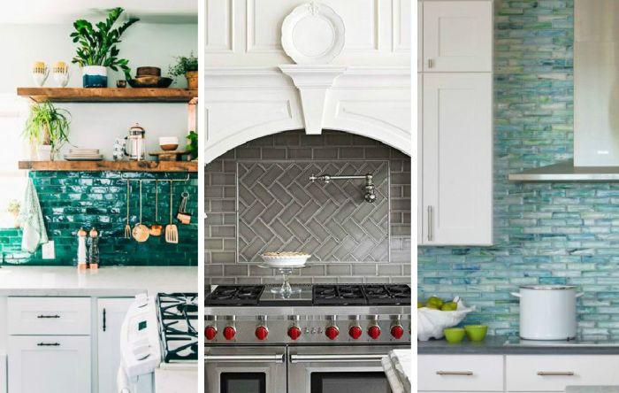 Какой дизайн выбрать для кухонного фартука?