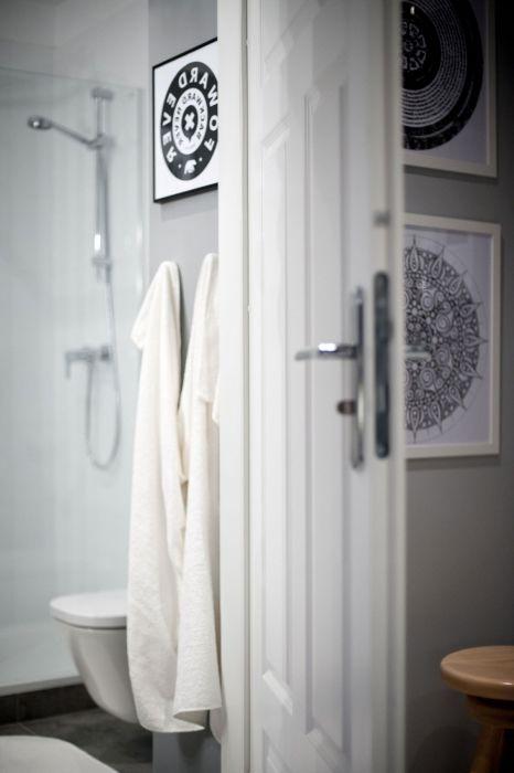 Нейтральный декор для маленькой квартиры