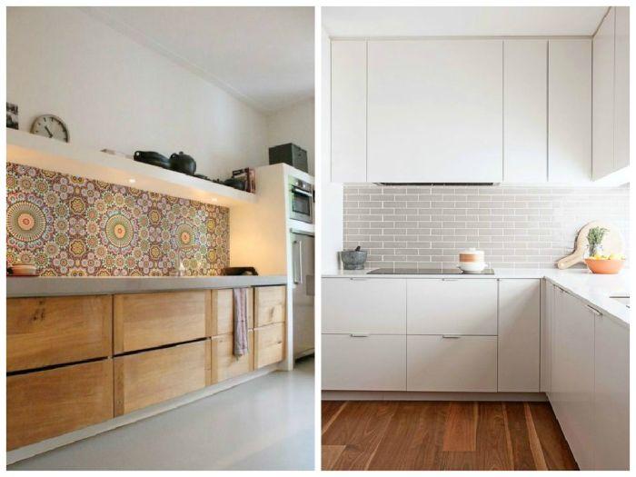 Кухни в минималистическом стиле
