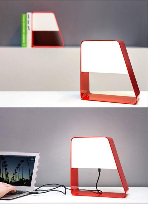 Светильник-аккумулятор