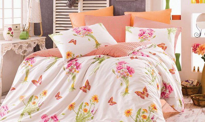 Комплект постельного белья, который всегда украсит интерьер