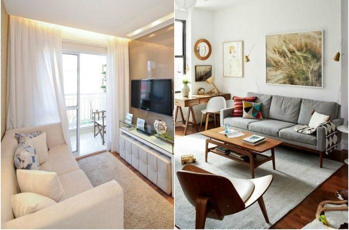 Как подобрать мебель для гостиной: 9 полезных рекомендаций