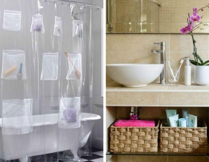 Идеи, которые понравятся владельцам маленьких ванных