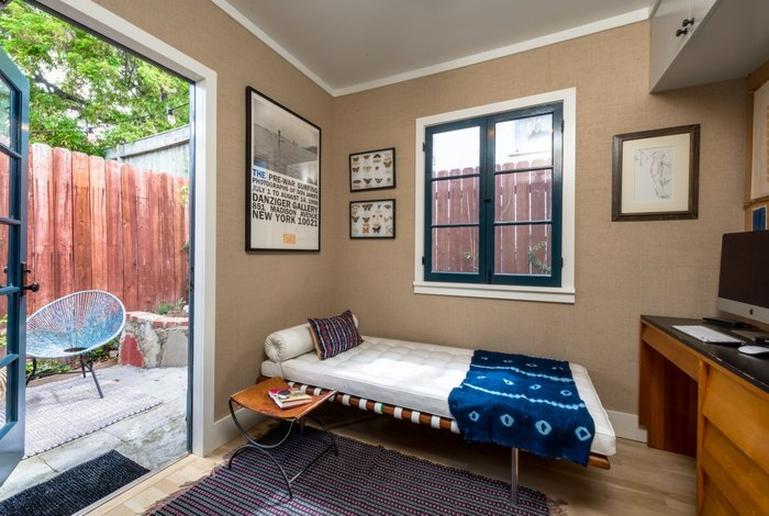 Спальня-кабинет