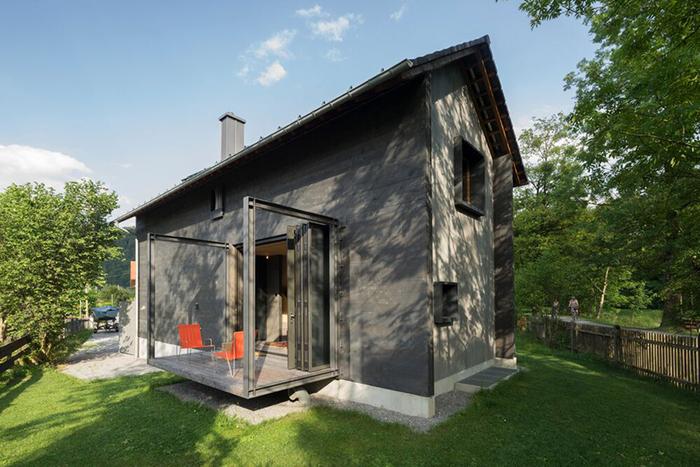 Небольшой энергоэффективный дом