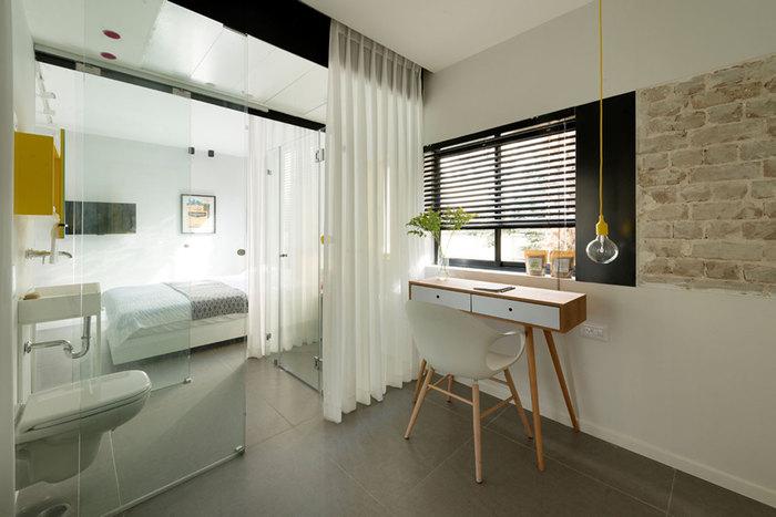 Квартира 55 квадратных метров
