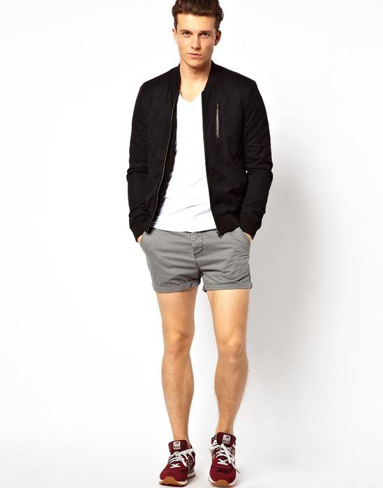 Стильные мужские шорты 2016