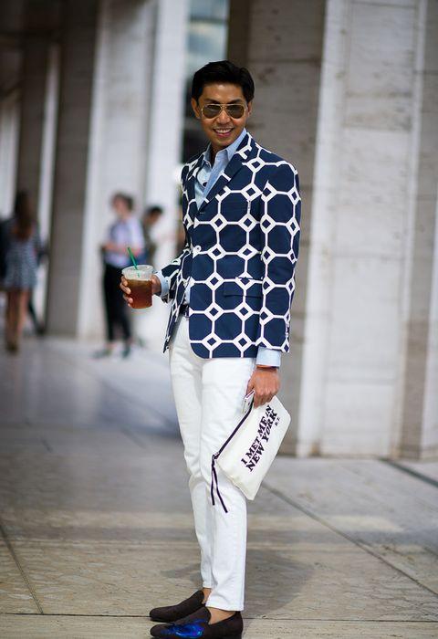 Модный мужской look 2016