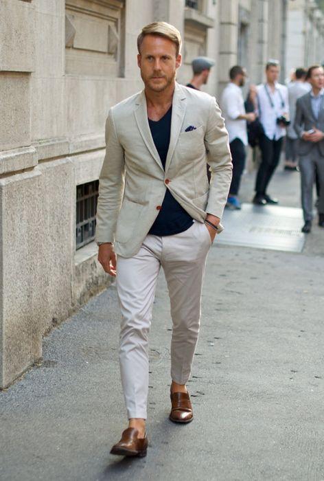 Элегантный мужской образ