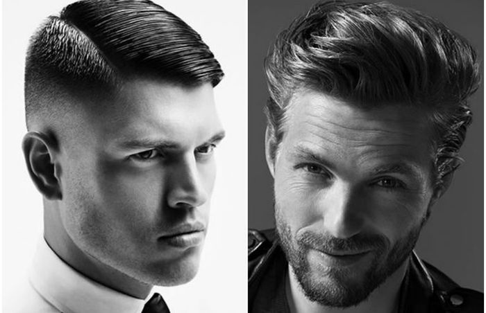 7 классических мужских причёсок, которые никогда не выйдут из моды