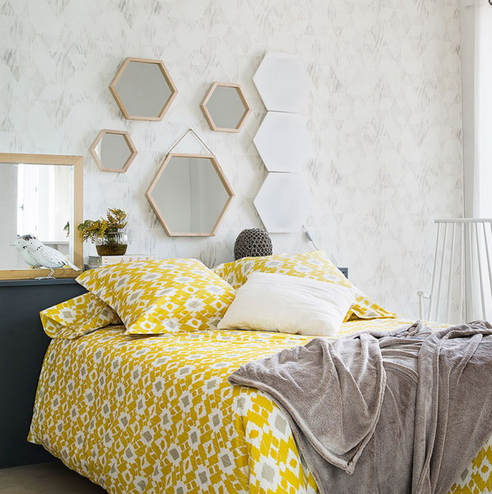 Декор, который удачно украсит небольшую комнату