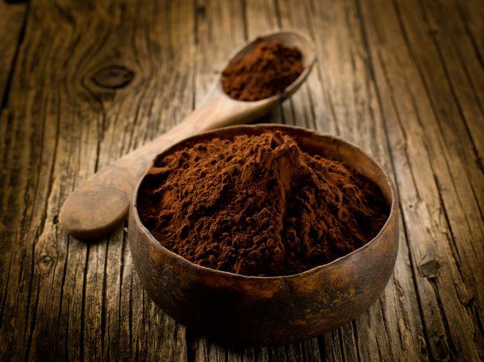 Какао для улучшения цвета лица