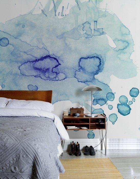 Способ №5. Креативная покраска стены