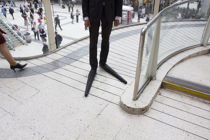 В таких туфлях точно можно выделиться из толпы