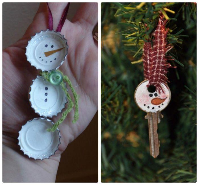 Как создать новогоднюю игрушку своими руками