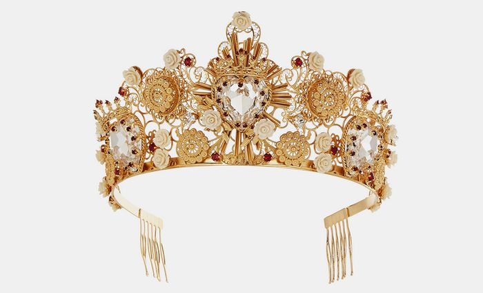 Диадема Dolce & Gabbana
