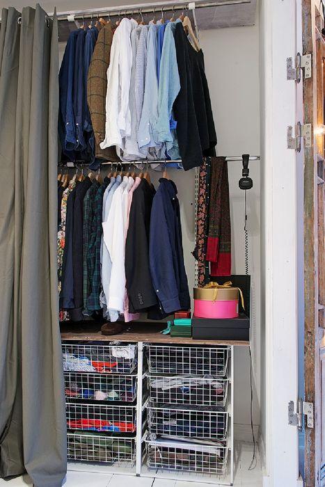 Компактный гардероб