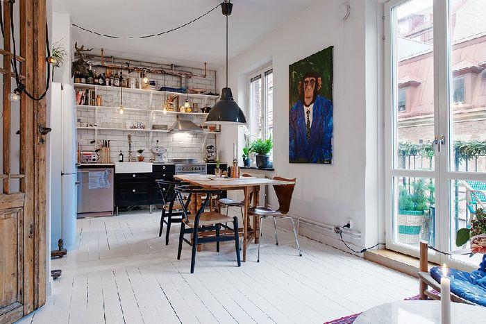 Квартира 40 квадратных метров