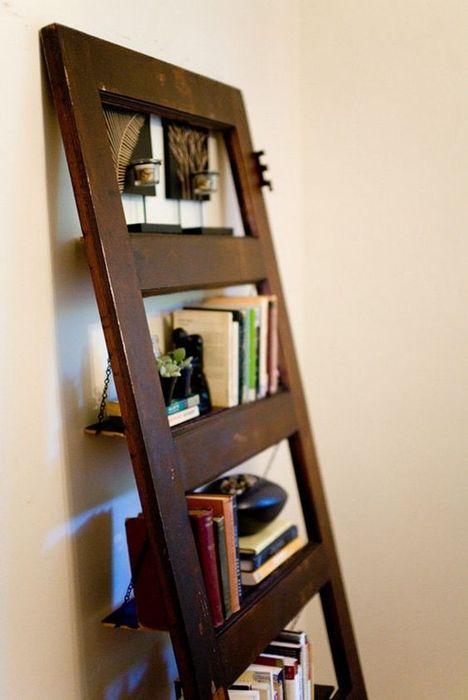 Стеллаж для хранения книг