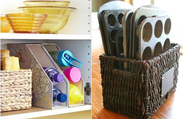 10 простых идей для отличной организации пространства на кухне