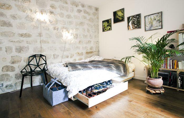 Квартира молодого путешественника: 20 квадратных метров в Париже