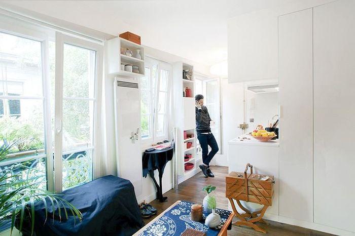 Мебель очень функциональная и удобная