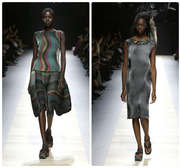 Японский минимализм в одежде