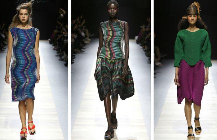 Инновационная одежда японского бренда