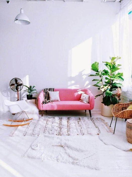 Зефирный диван