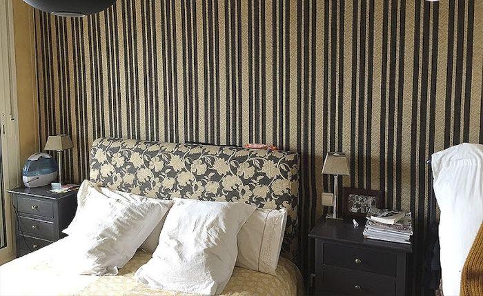 Интерьер спальни до ремонта