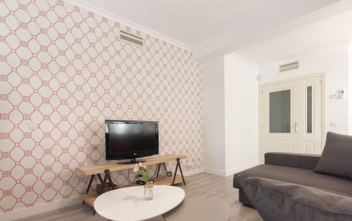 Интерьер квартиры в Мадриде