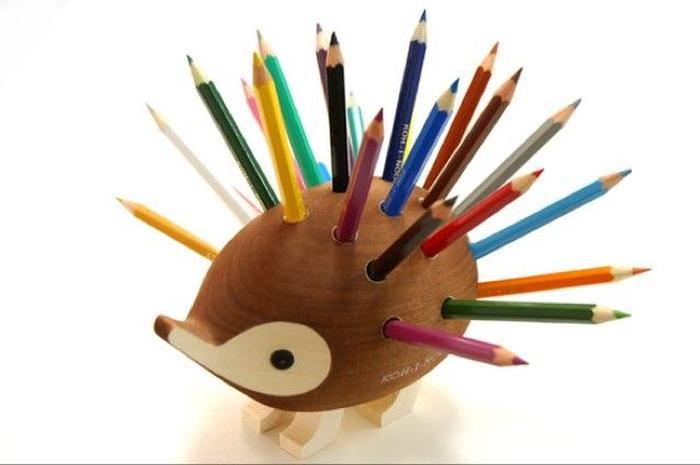 И карандаши в порядке