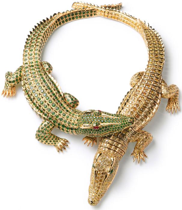 Крокодилы Cartier