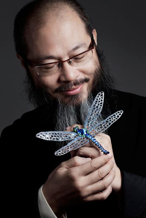 Wallace Chan и его стрекоза