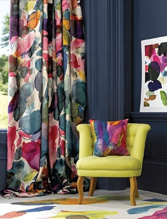 Весенний текстиль