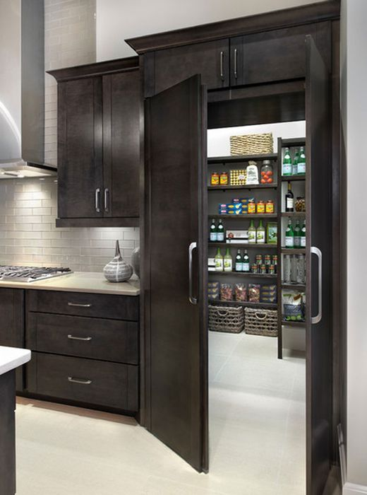Amazoncom Kitchen Pantry Cabinet Home amp Kitchen
