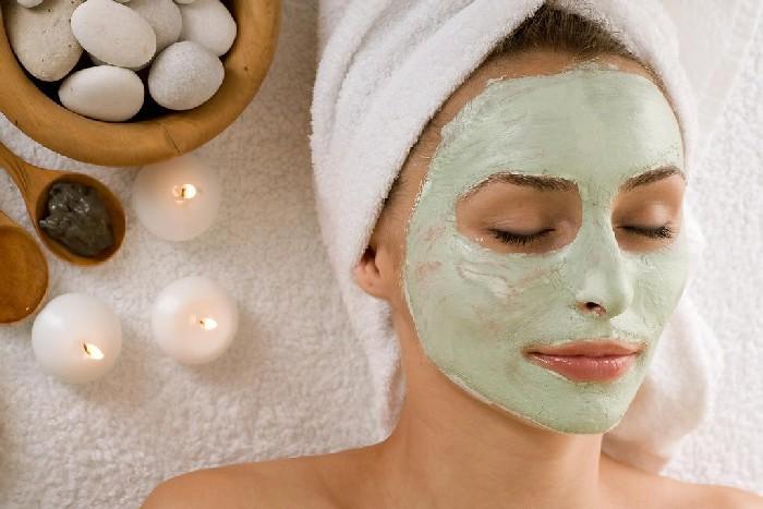 3. Делать маски для лица