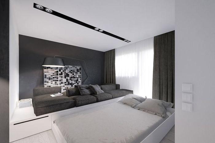 Спальное место для гостей