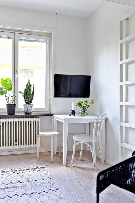 Уютный интерьер маленькой квартиры