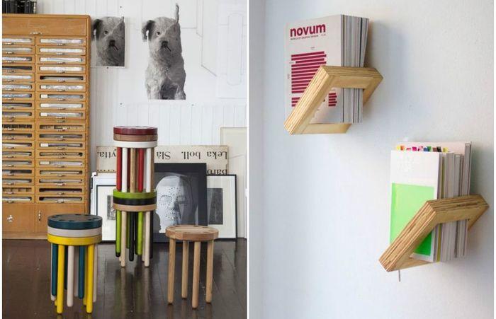 10 предметов интерьера, которые облегчат жизнь в маленькой квартире