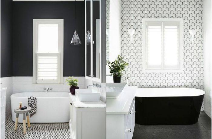 10 милых крошечных ванных комнат, которые понравятся каждому