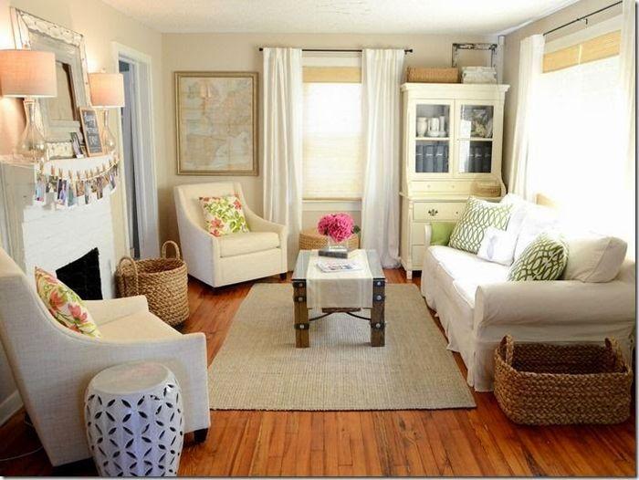 Гармоничное расположение мебели